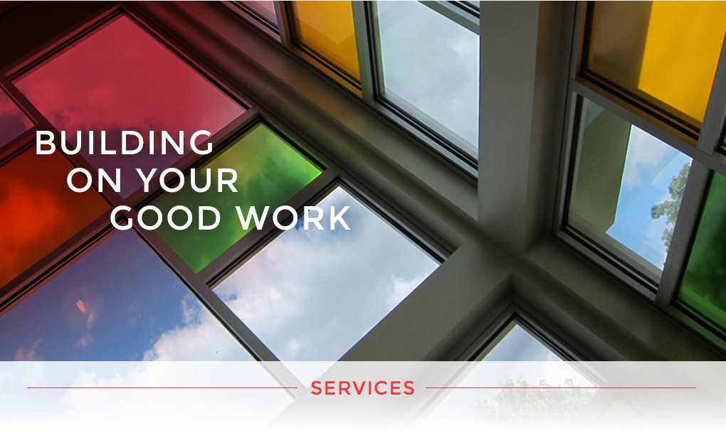 Viva Consulting - Building on Your Good Work
